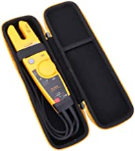Hard Case for Fluke T5-1000/T5-600/T6-1000/T6-600 Electrical Voltage, Continuity and Current Tester by Aenllosi