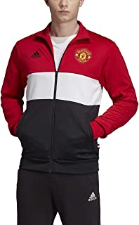 adidas Men's Manchester United 3S Track Top 2019-20