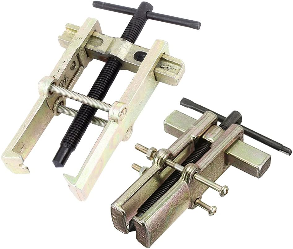 LOVIVER 2pc Gear Bearing Dedication High quality Puller A Adjustable Professional 34