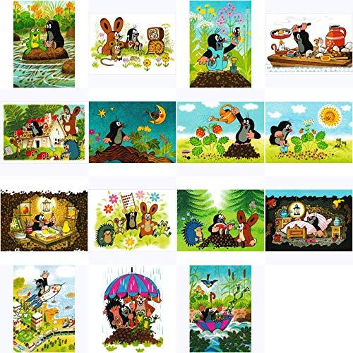Postkarten-Komplett-Set