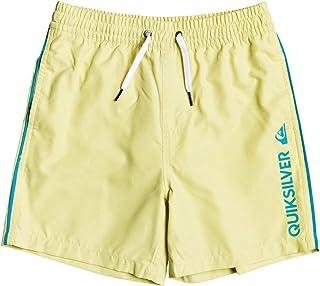 """Quiksilver Vert 14"""" - Bañador para niño (8-16 años), Niñas, EQBJV03284, Azul Marino (Navy Blazer), FR :"""