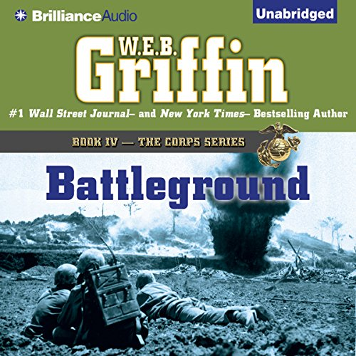 Battleground audiobook cover art