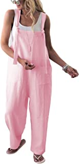 c2a5f00ab19b Women s Casual Plus Size Overalls Jumpsuits