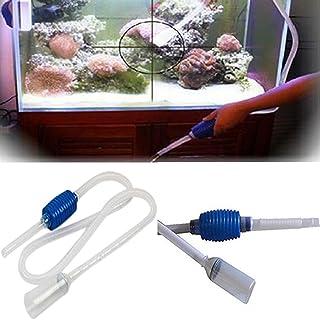 Akwarium zmiana wody żwir odkurzacz syfon pompa próżniowa rura filtr do zbiornika ryby czysta rura
