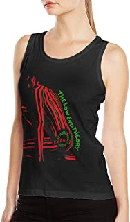 A Tribe Called Quest The Low End Theory Women Summer Sexy Fashion Tank Top Shirt