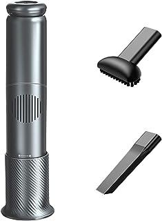 WUIO Aspirateur À Clavier, Aspirateur Portable sans Fil Et Rechargeable USB De Type C pour Ordinateur, Cheveux, Chutes, Or...
