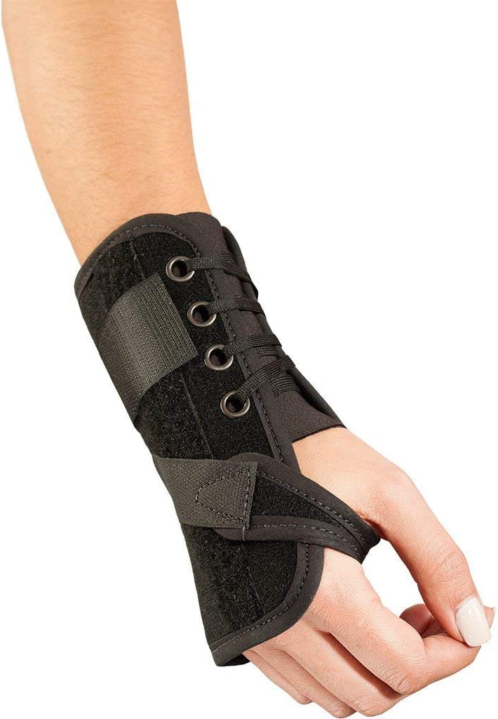"""Breg Low Profile Wrist Courier shipping free shipping Brace Medium Los Angeles Mall Right 6.5"""" Hand"""