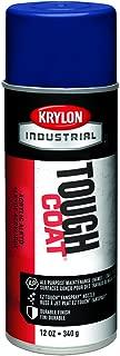 Krylon A01515 Tough Coat Dark Blue Acrylic Enamel, 16 Oz (Pack of 12)