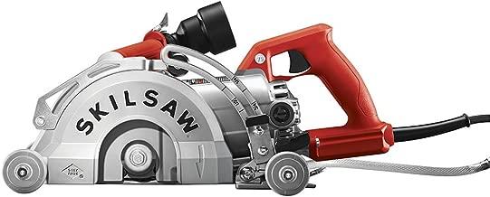 SKILSAW SPT79-00 15-Amp MEDUSAW Worm Drive Saw for Concrete, 7