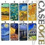 CASEONE® Coque pour LG - Van Gogh - MPM Caoutchouc