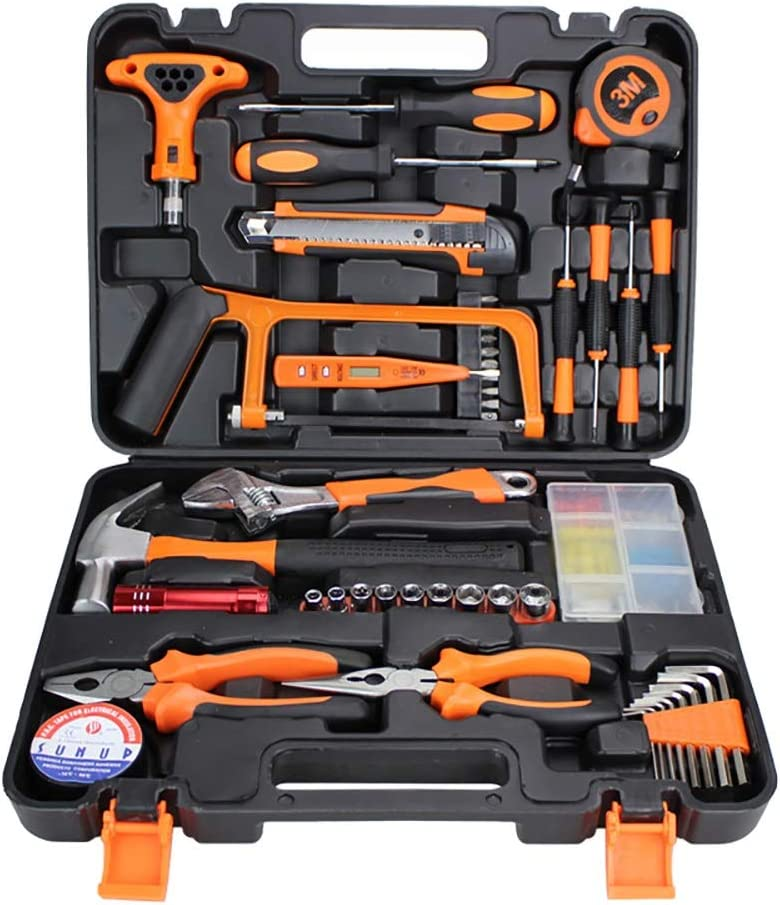 YonCog Home Special price for a limited time Tool Kit 46 Pieces Limited price Repair G Sets Basic