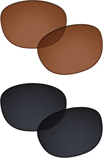 Galvanic Replacement Lenses for Oakley Latch Sunglasses - Multiple Choices