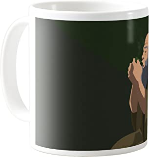 AquaCafeMug - CMSTL-A79461 - 11oz Ceramic Coffee Mug Tea Cup