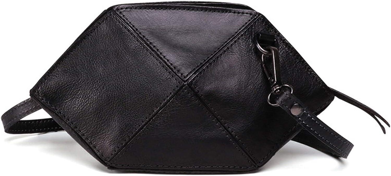 Aeici Mode Leder Handtaschen Leder Umhängetasche Multifunktions