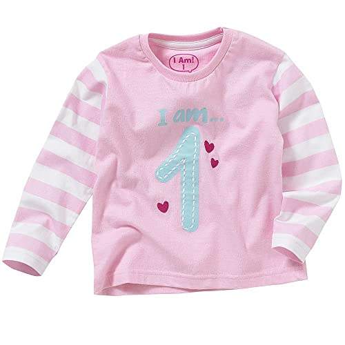 3bcc57e57d14 I Am…Childrenswear Toddler Boys Girls 1st 2nd 3rd 4th Birthday T-Shirt Tops