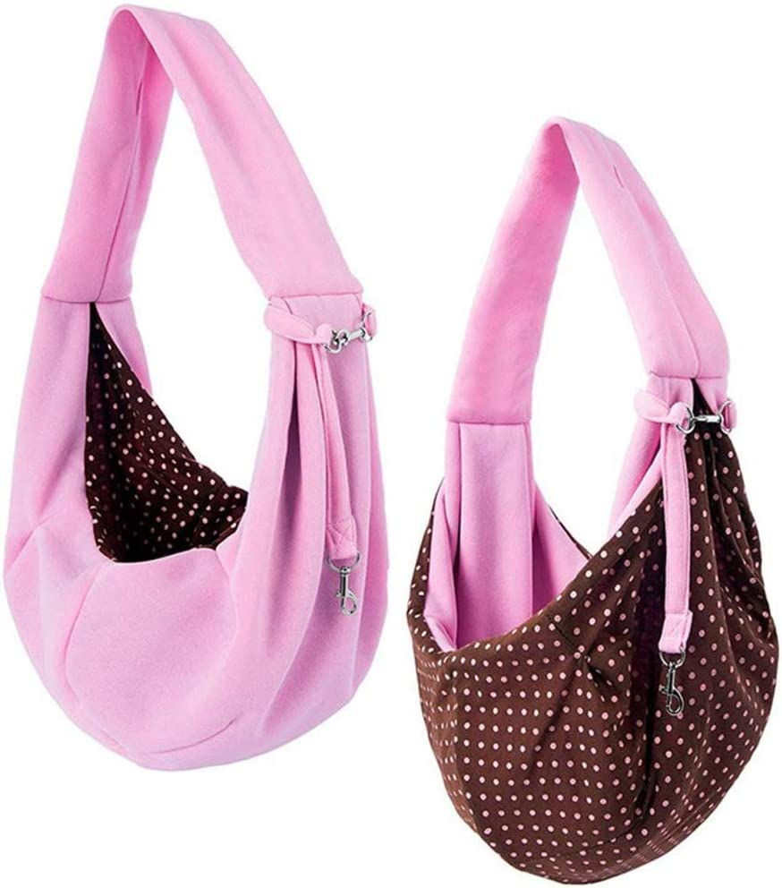 Grtdrm Pet Sling Carrier Bag Max 57% OFF Travel In stock Tote Up to Cats Dogs for 16