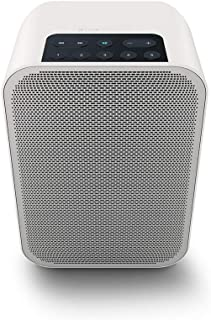 Bluesound Pulse Flex 2i Portable Wireless Multi-Room Smart Speaker with Bluetooth - White - Compatible with Alexa and Siri