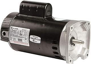Century 2, 1/4 HP Square Flange Pool Pump Motor, Capacitor-Start/Run, 3450/1725 Nameplate RPM, 230 Voltage,
