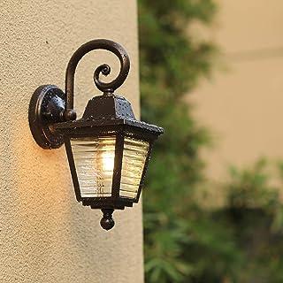 ZKS-KS Outdoor Waterproof Corridor Garden Villa Balcony Aisle Wall Lamp Outdoor Creative Home Courtyard Gate Terrace Wall ...