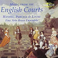 Music From The English Courts by Fine Arts Ensemble.......... (1998-01-27)