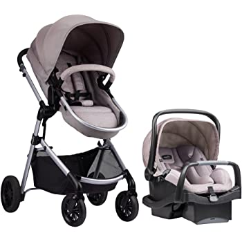 Pivot Modular Travel System with Safemax Rear-Facing Infant Car Seat