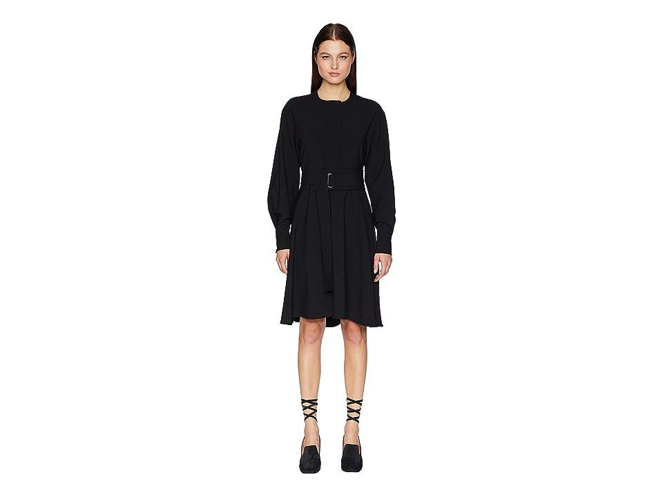Sportmax Acceso Dress (Black) Women