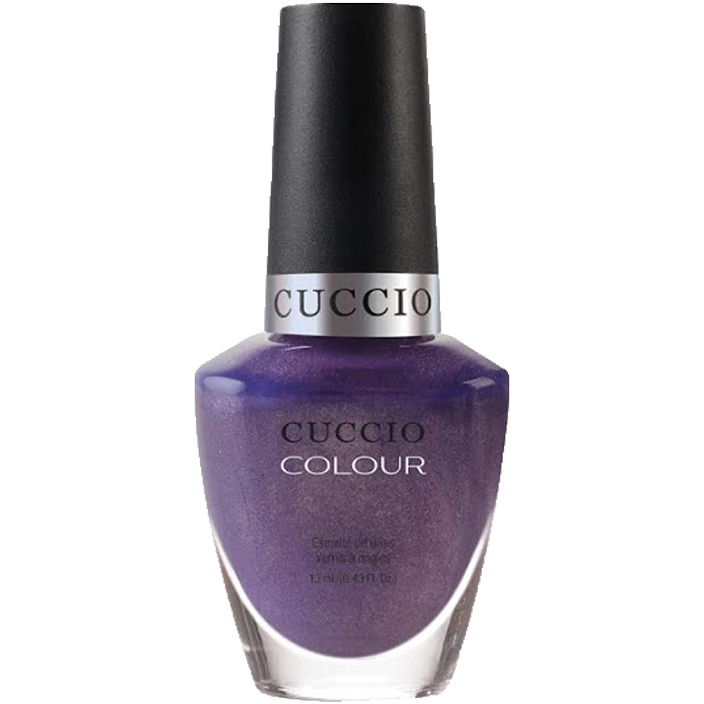 機会引退する線形Cuccio Colour Gloss Lacquer - Touch of Evil - 0.43oz / 13ml
