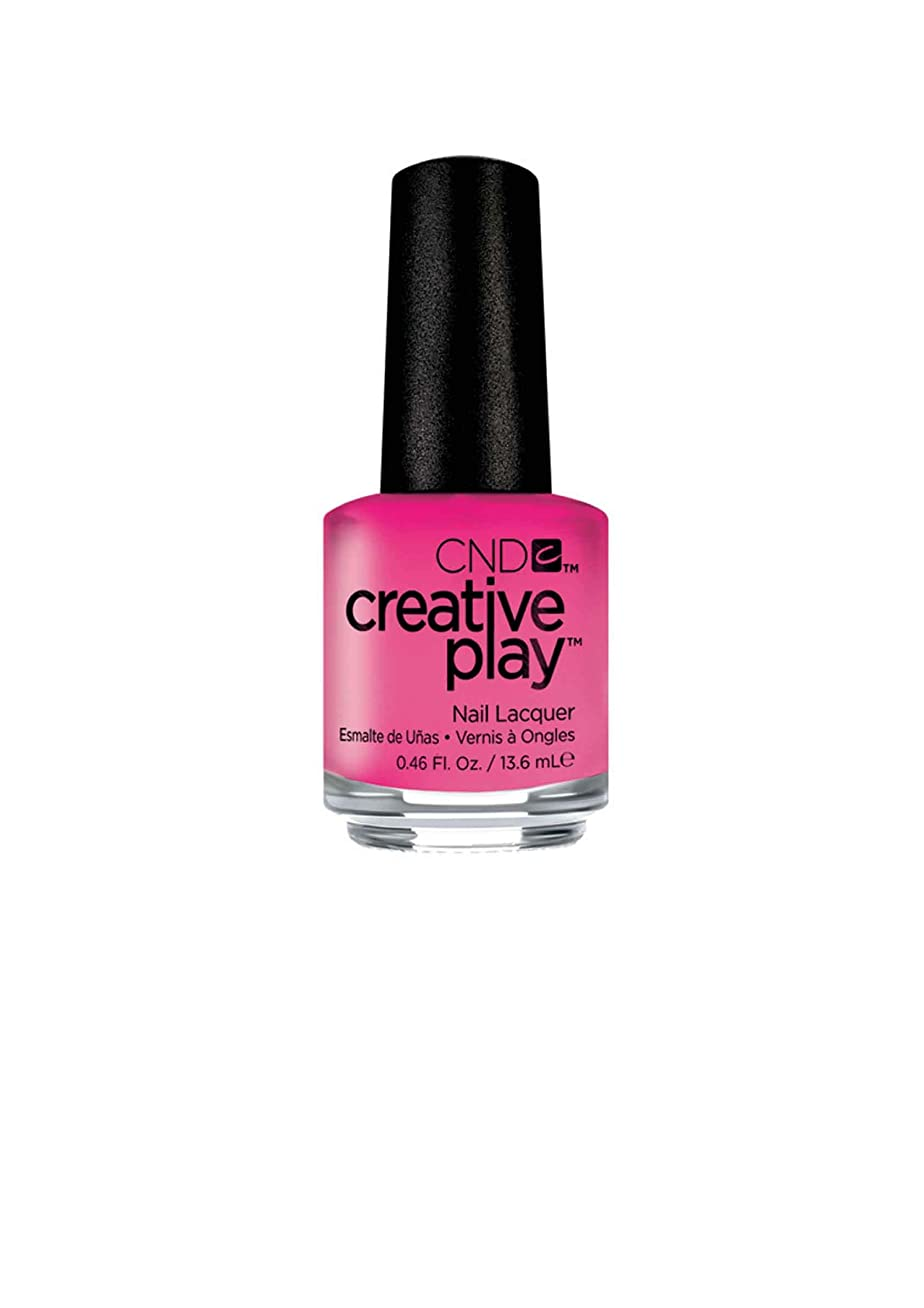 間接的書き込み固執CND Creative Play Lacquer - Sexy + I Know It - 0.46oz / 13.6ml