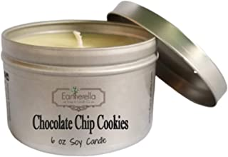 chocolate chip cookie candle melts