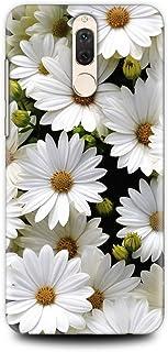Huawei Mate 10 Lite Case - Art - White Daisy Bush - Art