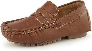 کفش های راننده لباس گاه به گاه کودکان Hawkwell Penny Loafer Moccasin (کودک نو پا / کوچک)