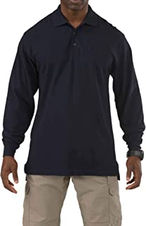 Tactical #42056T Long Sleeve Tall Professional Polo Shirt