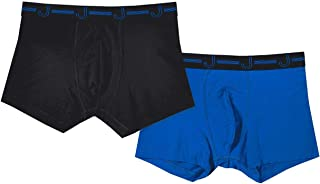 Men's Underwear J Cotton Stretch Boxer Brief - 2 Pack