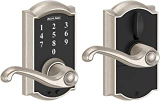 schlage electronic lever
