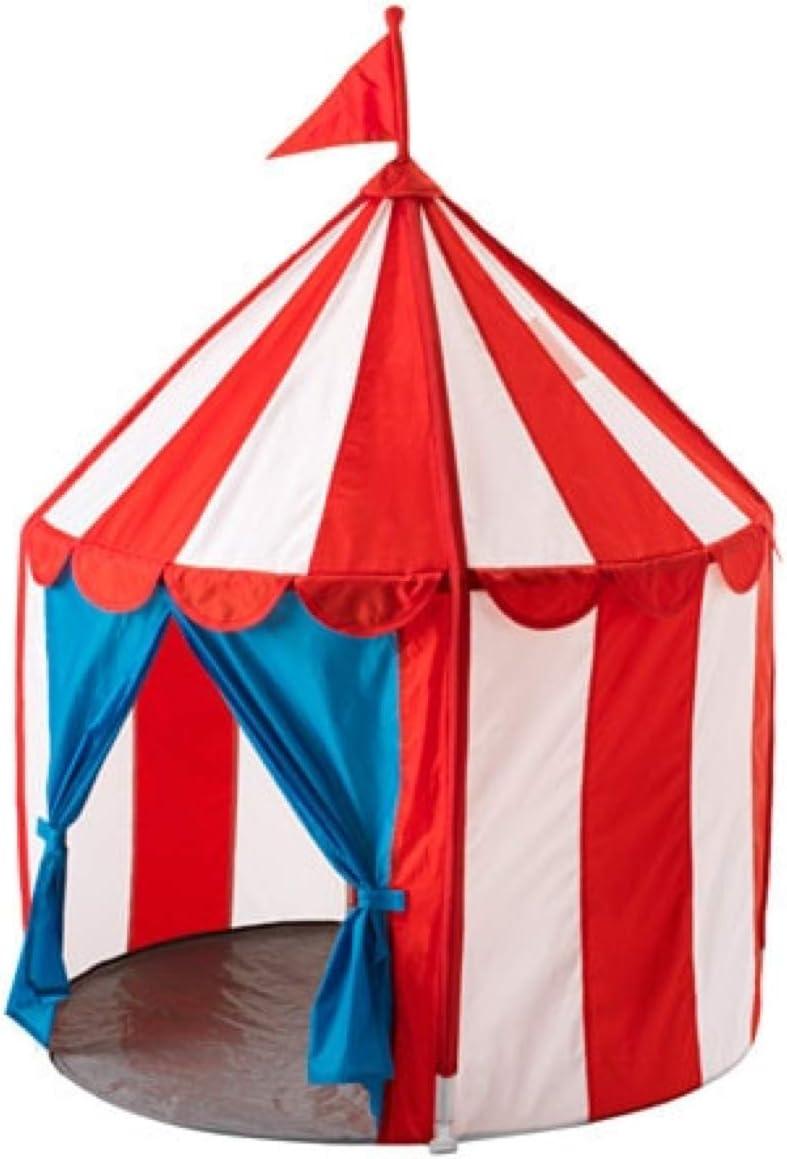 IKEA.. 403.420.54 Cirkustält Charlotte Mall Children's Bargain sale Tent White red