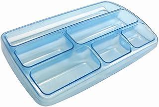 Vokmon Frigorifero Bagagli partizione Bordo di Cucina Bottle Jar Snap Tipo ordinamento Rack Divisore Separazione Strumento