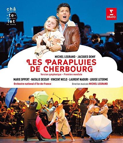 Les Parapluies de Cherbourg [Blu-Ray]