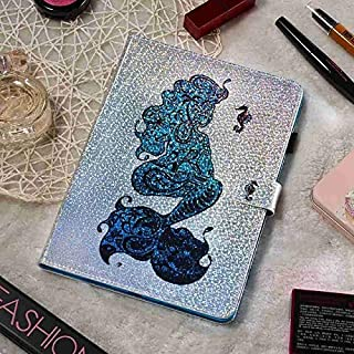 SIZOO - Tablets & e-Books Case - Smart PU leather Case For for Samsung Galaxy Tab A 7.0 2016 T280 T285 3D Flash chip Cover...
