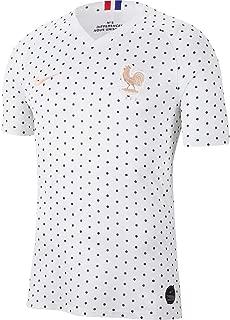 2019-2020 France Away Womens Football Soccer T-Shirt Jersey