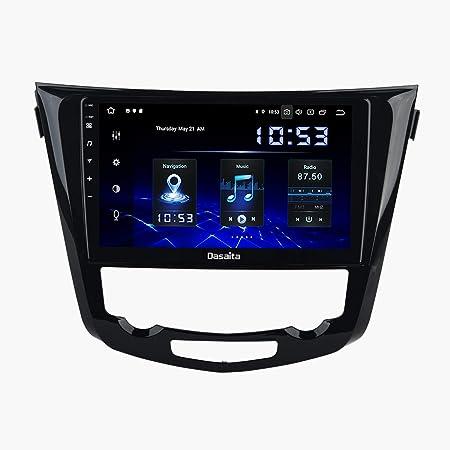 Dasaita 10 2 Android 10 0 Carplay Autoradio Mit Navi Elektronik