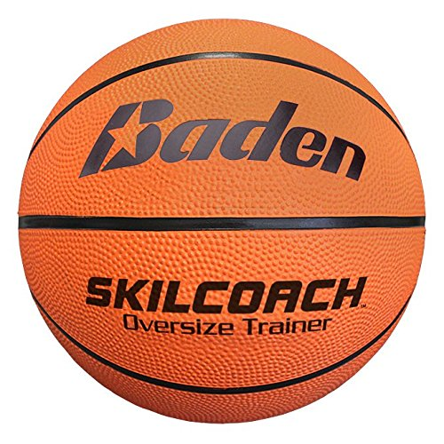 Baden Skilcoach Übergroße 89 cm Gummi Training Basketball