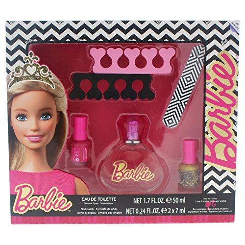 Barbie Set parfum et accessoires manucure – 1 Pack