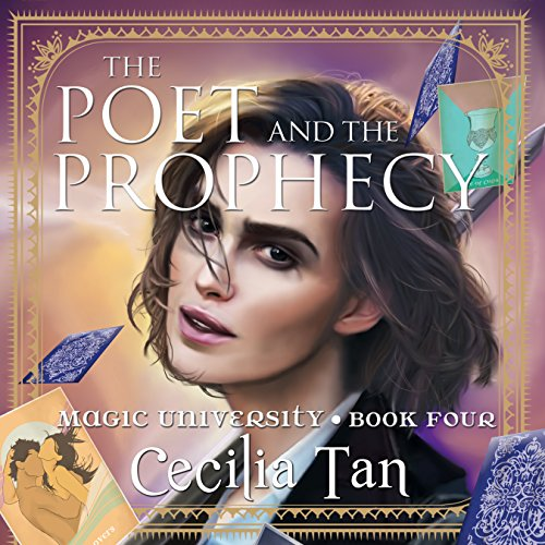 The Poet and the Prophecy audiobook cover art