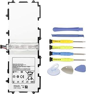K KYUER 3.7V 7000mAh SP3676B1A(1S2P) Tablette Batería para Samsung Galaxy Tab 10.1 GT-P7500 GT-P7510, Tab 2 10.1 GT-P5100 GT-P5110 GT-P5113, Galaxy Note 10.1 GT-N8000 GT-N8010 GT-N8013 GT-N8020+Tools