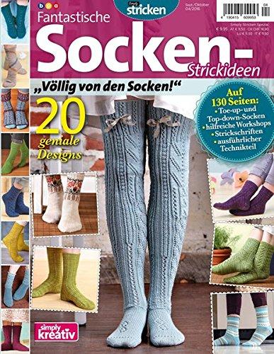 Fantastische Socken-Strickideen: 20 geniale Designs (simply stricken)