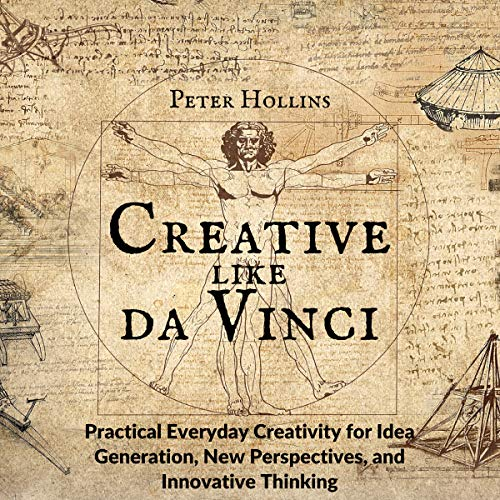 Creative Like da Vinci cover art