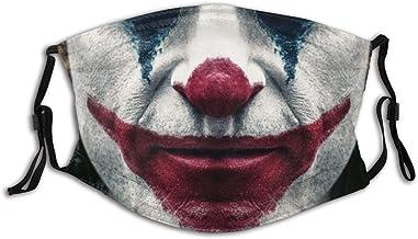 Joker Face Mask Comic