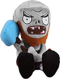 Toyswill Plants vs Zombies 2 Chinese Version Gong Zombie Plush Toys
