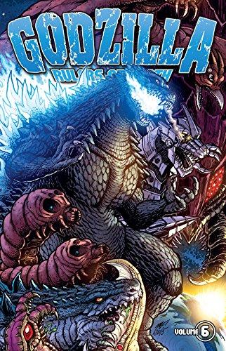 Godzilla: Rulers of Earth Vol. 6 (Godzilla - Rulers Of Earth Box Set Graphic Novel)