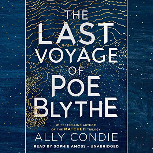 The Last Voyage of Poe Blythe audiobook cover art
